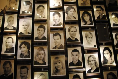 Det Norske Teatret has had a cast of thousands over the years. PHOTO: newsinenglish.no