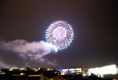 Fireworks over Oslo have been popular, but this year things got out of hand. PHOTO: newsinenglish.no