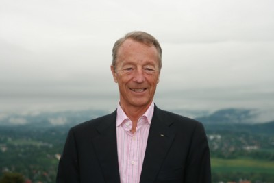 Gerhard Heiberg, a Norwegian member of the International Olympic Committee (IOC), expressed surprise and disgust over the scope of cyclist Lance Armstrong's doping. PHOTO: Norges Idrettsforbund/Geir Owe Fredheim