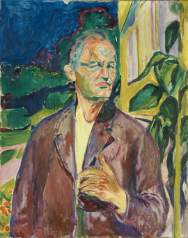 Edvard Munch may be rolling in his grave over Oslo politicians' failure to house his priceless art in a new museum, but they have come together for a year of celebration to mark what would have been his 150th birthday. PHOTO: Munch 150.no