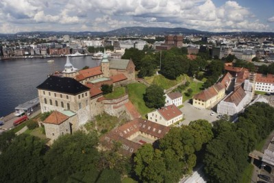 The Akershus complex in Oslo is among the historic military properties for which Forsvarsbygg is ultimately responsible. It has had some major maintenance in recent years. PHOTO: Forsvaret
