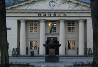 The Oslo Stock Exchange (Børsen) is off to a good start this year, with share prices rising and traders predicting more increases in the stock exchange index. PHOTO: newsinenglish.no