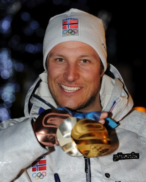 Aksel Lund Svindal is Norway's greatest downhill skiing star but now won't be able to take part in the upcoming season. PHOTO: Wikipedia