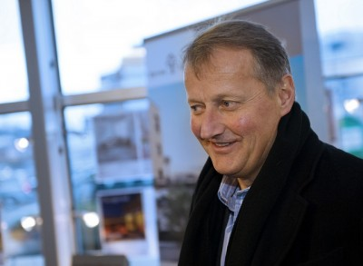 DNB's chief executive Rune Bjerke refused to comment directly on his generous pay hike this year, which has angered employees, labour leaders and politicians. PHOTO: DNB
