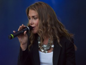 Young singer Tone Damli Aaberge has been in the news lately because of her split with actor Aksel Hennie. PHOTO: Wikipedia Commons