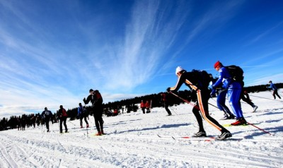 More than 20,000 participants are registered to compete in the 2014 Birken race, including a record 2,300 on Friday's staging of the event. The race has long been associated with prestige and status, but three separate studies showed most competitors are in it for the workout, not the glory. PHOTO: Birkebeinerrennet AS