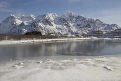 Gorgeous, but potentially hazardous: The mountains of Vesterålen in Northern Norway. PHOTO: newsinenglish.no