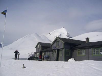 DNT cabin, Sogn og Fjordane