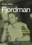 The new book on Fjordman was released on Wednesday. PHOTO: Cappelen Damm