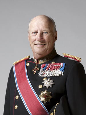 The vast majority of Norwegians think King Harald is doing a good job. The same can't be said for all family members. PHOTO: Kongehuset.no