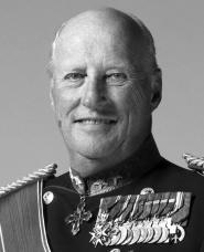 King Harald PHOTO: Det Kongelige Slottet