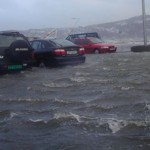 Flood disaster moving south