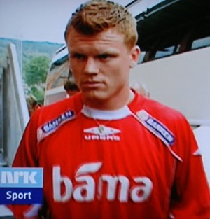 John Arne Riise has long been one of Norway's top professional football players, but now he no longer wants to play on the national squad. PHOTO: NRK screen grab/newsinenglish.no