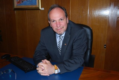"Daniel Ionita is midway through his first posting as an ambassaor, after earlier serving as deputy head of mission at Romania's embassy in Stockholm and then at the Ministry of Foreign Affairs in Bucharest, specializing in security and defense policies and arms control. Now he's spending a lot of time monitoring debate over Romanian migrant poor in Norway, and feels a bit ""caught in the middle."" He wants to help but can't get involved in the decisions of local Norwegian authorities. PHOTO: newsinenglish.no"