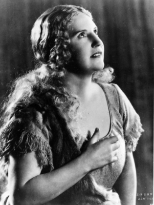 """Kirsten Flagstad was known as """"the voice of the century"""" for her powerful, dramatic soprano. PHOTO: Wikipedia"""