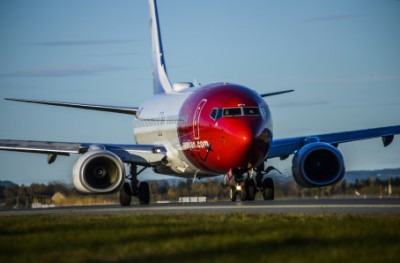 Norwegian's pilots have won a pensions dispute with their employer. PHOTO: Norwegian Air/Hans Olav Nyborg