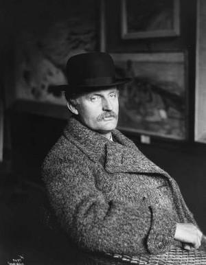 The artist and writer Edvard Munch. PHOTO: The Munch Museum /Munch-Ellingsen-Group/BONO 2013