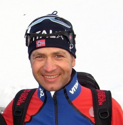 Ole Einar Bjørndalen is finally ending his long and highly successful biathlon career. PHOTO: Wikipedia Commons