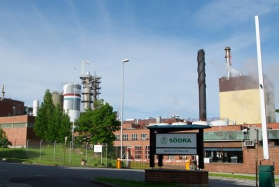The looming shutdown of the Södra Cell pulp mill in Tofte reflects tough times in Norway's forest products industry. PHOTO: newsinenglish.no