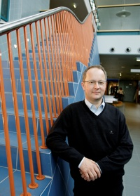 Outgoing Dean Jan I. Haaland admits to management errors. Surely we could have done many things differently, he told Dagens Næringsliv. PHOTO: Norges Handelshøyskole