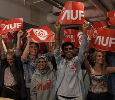 Membership in the Labour Party's youth organization AUF has grown since it became the target of a terrorist attack two years ago. Now AUF is opening its first national summer camp since the massacre on Utøya on July 22, 2011. PHOTO: Arbeiderpartiet