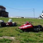Conflicts rise over snowmobile use