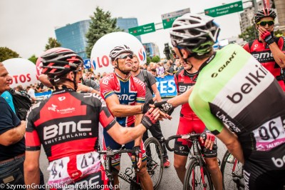 Hushovd, who recently won a stage of the Tour of Poland, was back on his bike in Norway over the weekend. PHOTO: Szymon Gruchalski/tourdepologne.pl