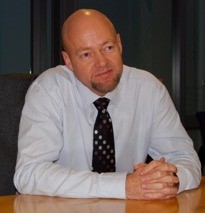 As head of Norway's sovereign wealth fund, also known as the oil fund, Yngve Slyngstad is considered the third most-powerful public sector investor. PHOTO: newsinenglish.no/Nina Berglund