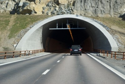 Norway has lots of tunnels all over the country, and hundreds of the older ones are in need of improvements. PHOTO: newsinenglish.no
