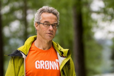 """Greens leader Rasmus Hansson is well aware that his party is """"stressing"""" many of Norway's more traditional parties. PHOTO: Miljøpartiet De Grønne"""