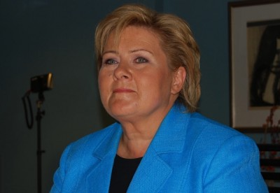 Erna Solberg is very close to finally winning government power, after years of trying. PHOTO: newsinenglish.no/Nina Berglund