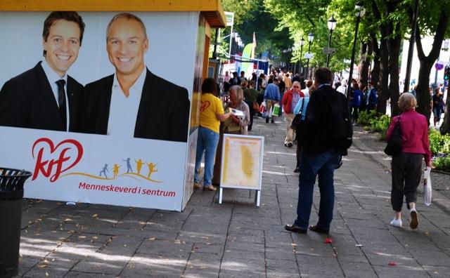 Christian Democrats, KrF