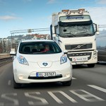 Electric cars now king of the roads
