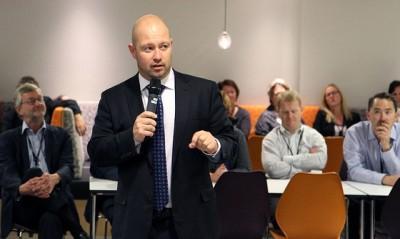 New Justice Minister Anders Anundsen wants to make it easier to crack down on juvenile crime. PHOTO: Justis- og Beredskaps Departementet