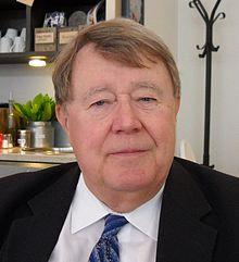 Hans Wilhelm Longva died Saturday night in Oslo. PHOTO: Wikipedia