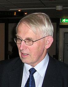 Ole Danbolt Mjøs, 1939-2013 PHOTO: Wikipedia Commons