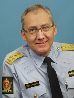 State police director