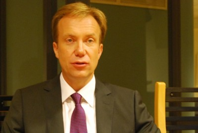Foreign Minister Børge Brende was briefing Members of Parliament Thursday on how Norway may contribute to the battle against Islamic extremists. PHOTO: newsinenglish.no