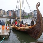 Viking ship tied up in bureaucracy