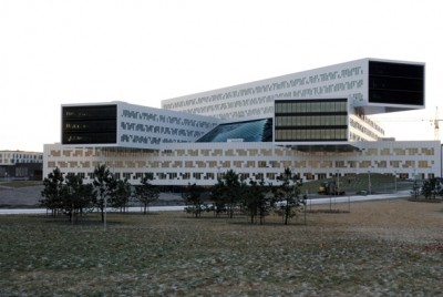 An internal investigation is underway inside Statoil's offices, like here at Fornebu outside Oslo, to re-examine the company's business dealings with corruption-plagued Petrobras of Brazil. PHOTO: newsinenglish.no