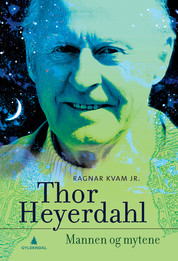 The final volume in a trilogy on the life of Thor Heyerdahl was launched last week. PHOTO: Gyldendal Forlag