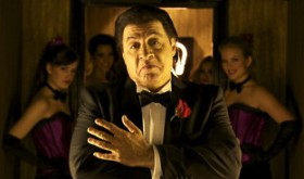 """US actor and musician Steven Van Zandt will be back on the air in Norway this week, when the second season of the hit show """"Lilyhammer"""" premieres Wednesday evening. PHOTO: NRK"""