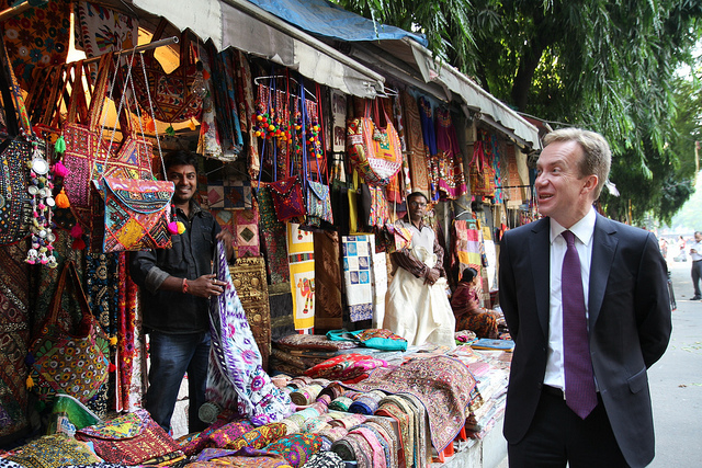 Foreign Minister Børge Brende