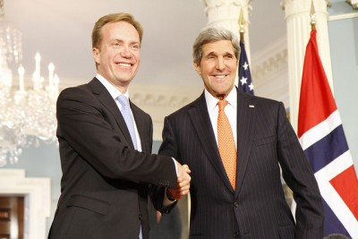 Brende and Kerry. Photo by SMK 15 Nov 2013
