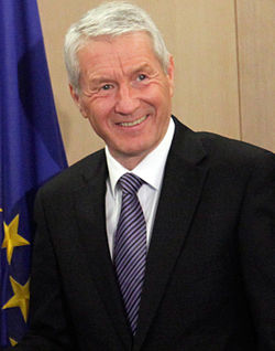 Thorbjørn Jagland has headed the Council of Europe since 2009. PHOTO: Wikipedia Commons