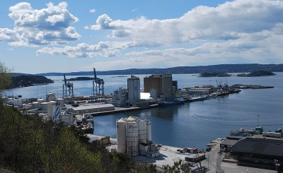 Operations at harbours all over Norway, not least here in Oslo, are threatened by an ongoing labour conflict. PHOTO: Wikipedia/Helge Høifødt