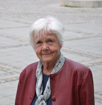 Astrid Nøklebye Heiberg is living proof that age can be a political advantage. PHOTO: Oslo Høyre