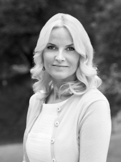 Crown Princess Mette-Marit is due for neck surgery later this week. PHOTO: Det Kongelige Slottet