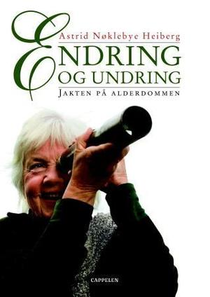 """In addition to her high-profile medical and political careers, Astrid Nøklebye Heiberg has written several books, most recently """"Change, wonder and the pursuit of old-age"""" (roughly translated from Norwegian). PHOTO: Cappelen Damm"""