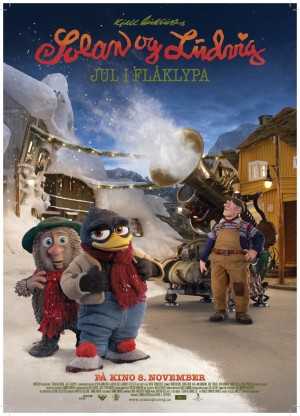 The Flåklypa crew have returned in a new stop-motion adventure, 38 years after Norway's most-watched film. PHOTO: solanogludvig.no